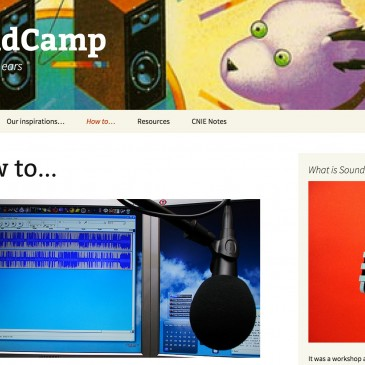 SoundCamp Comes to the You Show
